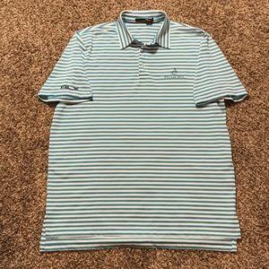 RLX Ralph Lauren Men's Golf Polo - L